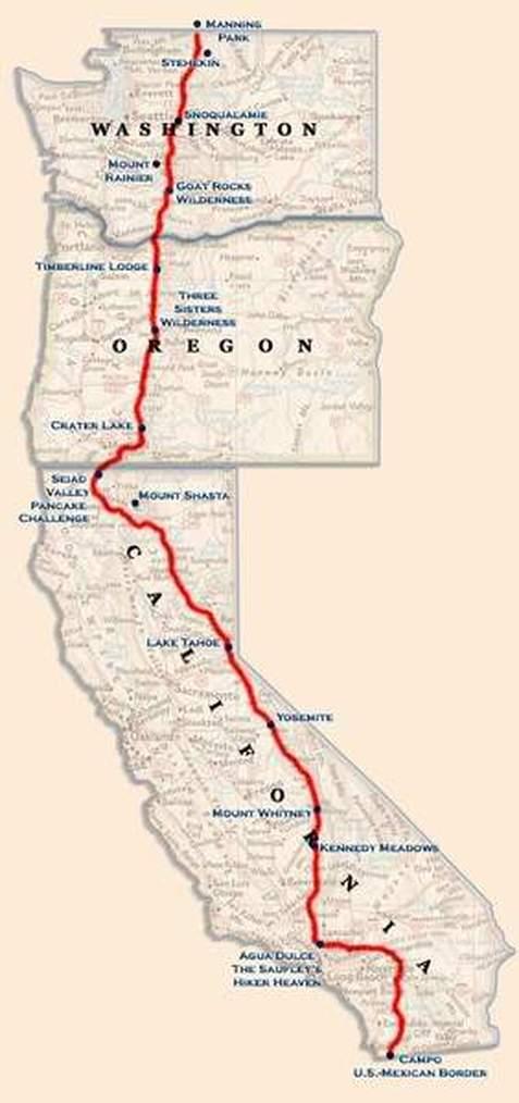 アメリカ4265㎞歩いて、今伝えたいこと~Pacific Crest Trail~